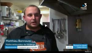 Interview de Matthieu Bonnoure par France3